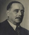 H.G. Wells, by Howard Coster - NPG x2146