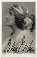 Julia Emilie Neilson as Hypatia in 'Hypatia', printed by J. Beagles & Co, after  Alfred Ellis & Walery - NPG x21479