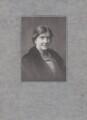 Dame Bertha Surtees Newall (née Phillpotts), by John Palmer Clarke - NPG x21506