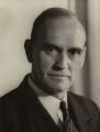 Sir Godfrey Herbert Ince, by Howard Coster - NPG x2163