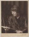 Margaret Gilmour Epstein (née Dunlop), by Frank Arthur Swaine - NPG x21828