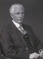 Sir Frederick William Keeble, by Walter Stoneman - NPG x21967