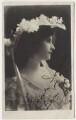 Ida René, by Johnston & Hoffmann, published by  Raphael Tuck & Sons - NPG x22021