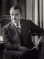 J.W. Nichols, by Howard Coster - NPG x2209