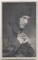 Arthur Royston as Dante, by (Alexander) Percy Guttenberg - NPG x22122