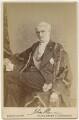 John James Robert Manners, 7th Duke of Rutland, by Elliott & Fry - NPG x22143