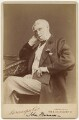 John James Robert Manners, 7th Duke of Rutland, by Ladislas Nievsky (Niewsky), for  London Stereoscopic & Photographic Company - NPG x22144