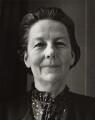 Bridget Horatia (née Richmond), Lady Plowden, by Henry Grant - NPG x22201