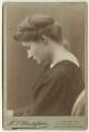 Ethel King, by Hayman Seleg Mendelssohn - NPG x22267