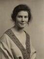 Ishbel Allan MacDonald (Mrs Ridgley, later Peterkin), by Hay Wrightson - NPG x22272