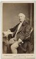 Sir Edward Sabine, by William Walker & Sons - NPG x22323