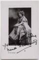 Nina Longstaffe (née Sevening), by The Dover Street Studios Ltd, published by  The Philco Publishing Co - NPG x22512