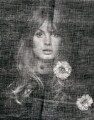 Jean Shrimpton, by David Bailey - NPG x22574