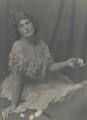 Frances Dillon (Mrs Frances Druce), by Fred G. Curson - NPG x22613