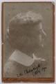 Dame Ethel Mary Smyth, by Hayman Seleg Mendelssohn - NPG x22630