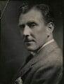 George Herbert Fosdike Nichols, by Howard Coster - NPG x22831