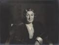 Henry Handel Richardson (Ethel Florence Lindesay Robertson (née Richardson)), by Howard Coster - NPG x22997
