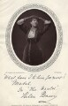 Helen Barry as Mabel Huntingford in 'The World', by Lock & Whitfield, published by  Charles Dickens & Evans - NPG x239