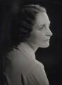 Vera Brittain, by Howard Coster - NPG x24031