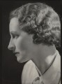 Vera Brittain, by Howard Coster - NPG x24032