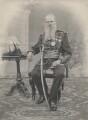 Sir Michael Filose, by R.L. Desai - NPG x24123