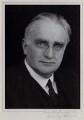 Harold William Vazeille Temperley, by Ramsey & Muspratt - NPG x24435