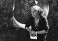 Barbara Hepworth, by Bob Collins - NPG x34125