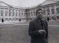 W.H. Auden, by Bill Potter - NPG x25900