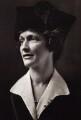Nancy Astor, Viscountess Astor, by George Charles Beresford - NPG x125