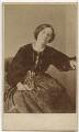 Unknown woman formerly called Jane Octavia Brookfield (née Elton), by Oscar Gustav Rejlander - NPG x26336