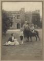 Violet Loraine; John Joicey; Edward Raylton Joicey; Richard Raylton Joicey, by Miss Compton Collier - NPG x26409