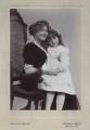 Ellaline Terriss; Betty Hicks, by Alexander Corbett - NPG x26417