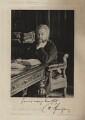 Charles Haddon Spurgeon, photogravure by Frederick John Jenkins, after  Elliott & Fry, published by  Sampson Low, Marston & Co Ltd - NPG x26540