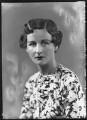 Nancy Mitford, by Bassano Ltd - NPG x26632