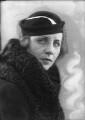 Pamela Jackson (née Freeman-Mitford), by Bassano Ltd - NPG x26710