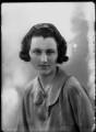 Lady Bridget Poulett, by Bassano Ltd - NPG x26717