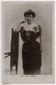 Marie Tempest, by Lallie Charles (née Charlotte Elizabeth Martin), published by  Birn Brothers - NPG x26740