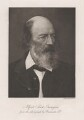 Alfred, Lord Tennyson, by Walker & Boutall, after  Herbert Rose Barraud - NPG x26787