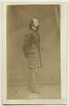 Alfred, Lord Tennyson, by William Jeffrey - NPG x26792