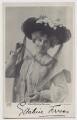 Ellaline Terriss, by Alfred Ellis & Walery, published by  J. Beagles & Co - NPG x26280
