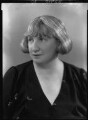 Gladys Bertha ('G.B.') Stern, by Bassano Ltd - NPG x27018