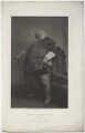 Sir Herbert Beerbohm Tree as Falstaff in 'The Merry Wives of Windsor', by J.S. Virtue & Co Ltd, after  Ladislas Nievsky (Niewsky), for  London Stereoscopic & Photographic Company - NPG x27041