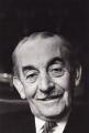 Sir (William) Godfrey Agnew, by Ian Yeomans - NPG x271