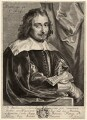 Sir Balthazar Gerbier, by Paulus Pontius (Paulus Du Pont), after  Sir Anthony van Dyck - NPG D10613