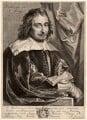 Sir Balthazar Gerbier, by Paulus Pontius (Paulus Du Pont), after  Sir Anthony van Dyck - NPG D10613