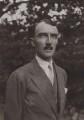 Dornford Yates (Cecil William Mercer), by Dufau - NPG x27151
