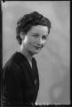 Nancy Mitford, by Bassano Ltd - NPG x27173