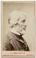 Thomas Carlyle, by London Stereoscopic & Photographic Company - NPG x27576