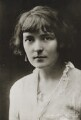 Katherine Mansfield, by Adelphi Studios Ltd, copied by  Emery Walker Ltd - NPG x88511
