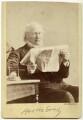 Horace Greeley, by Napoleon Sarony - NPG x27748